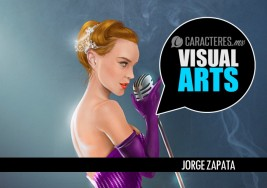 Visual arts: Jorge Zapata